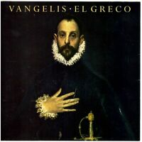 VANGELIS El Greco CD Top Electronic – on Atlantic (USA, 1998)