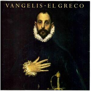 VANGELIS El Greco CD Top Electronic – on Atlantic (USA, 1998)