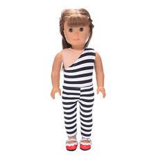 Best sweet girl Gift clothes for 18inch American girl doll party n580
