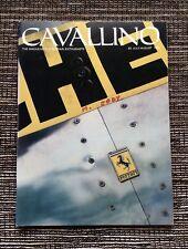 RARE VINTAGE 1979 Number 6 Cavallino: The Magazine for Ferrari Enthusiasts