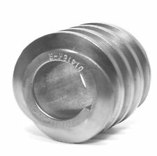 "NEW Boston Gear D-1418-KR Worm  0.75"" Bore 10 Pitch"