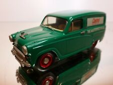 GEMS & COBWEBS AUSTIN A60 1968 - CASTROL MOTOR OIL - GREEN 1:43 - EXCELLENT - 1