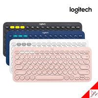 Logitech K380 Multi-Device Bluetooth Keyboard 4 Colors- English / Korean