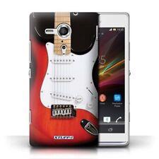 Étuis, housses et coques rouge Sony Xperia SP pour téléphone mobile et assistant personnel (PDA) Sony