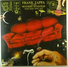 "12"" LP-FRANK ZAPPA-One Size Fits All-e1239-cleaned"