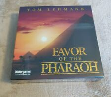 Favor Of The Pharaoh By Bezier Games (2015)  BRAND NEW! FACTORY SEALED!