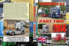 2854. Truckfest. UK. Trucks. Peterborough. May 2014. The second of four fantasti