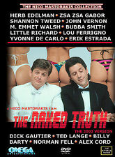 The Naked Truth, DVD, Billy Barty, Kevin Schon, Courtney Gibbs, Herb Edelman, Br
