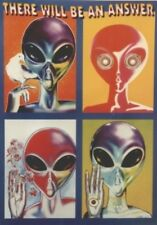 Poster: ALIEN Beatles ART - There Will Be An Answer NEU (54538)