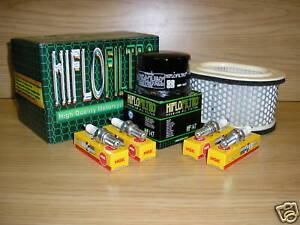 Fazer 600 98-03 Service Kit FZS600 FZS Air Filter Oil Filter Spark Plugs