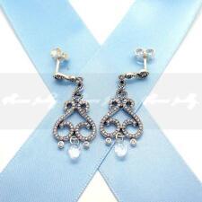 PANDORA Chandelier Droplets Drop Earrings - In PANDORA Box - Genuine