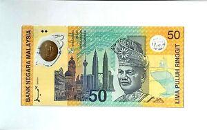 1998 MALAYSIA 50 Ringgit SUKOM NINET EIGHT BERHAD Commemorative(+1 note)#11855