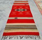 Hand Knotted Iraqi Flat Weave Kilim Kilm Wool Area Rug 4 x 2 Ft (10066 KBN)