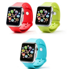 Touch Screen Smart Baby Watch GPS Tracker Kids Smartwatch Ant Gift NOU59