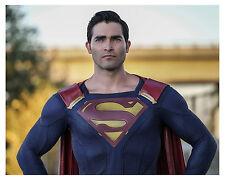 --SUPERGIRL--tv show- (Superman)--(TYLER HOECHLIN) Glossy 8x10 Photo -a-