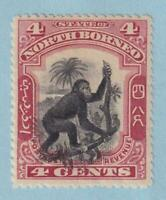 NORTH BORNEO 104  MINT HINGED OG * NO FAULTS VERY FINE!