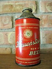 Early Red Hauenstein Beer Cone Top Can - New Ulm, MN Brewing Co.