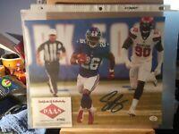 Saquon Barkley New York Giants Autographed Signed 8x10 Photo