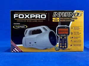 Foxpro Inferno Digital American Made Game Call with Remote Control (32437-4)