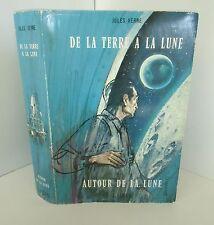 De la Terre à la Lune / Autour de la Lune.Jules VERNE.Lidis 1966  SF28