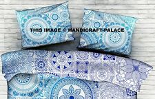 "Matrix Ombre Mandala Cotton Indian Pillow Case Decorative Cushion Cover 28""x18"""