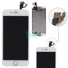 Full LCD Touch Screen Digitizer Assembly +Home Button +Camera For iPhone 6 4.7""