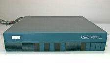 Cisco 4700 M+ Router 12 Ethernet Ports cE1 / PRI
