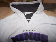 Sacramento Kings NBA Hoodie by Lee Sport Size L in GREAT Shape