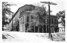 RPPC PIPER'S OPERA HOUSE Virginia City, Nevada ca 1940s Vintage Postcard