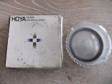 49 mm cámara de punto central Hoya lente filtro fabricado en Japón