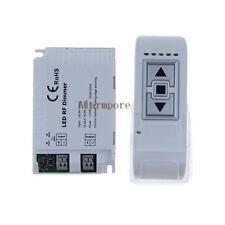 High Voltage 90-240V 1 Channel Trailing Edge Dimming 3 Keys Remote LED RF Dimmer