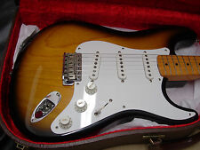 = 1994 Fender Stratocaster 40TH Anniversary 1954-1994 with Poodle Case 1708/1954