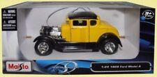 Ford Model A 1/24 Model Car Maisto