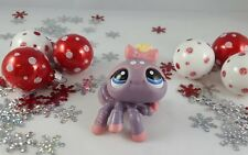 Littlest Pet Shop Blythe Spider Purple and Pink Light Yellow Hair #1619