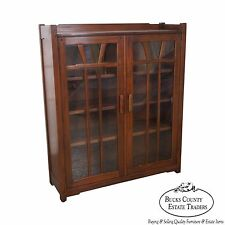 Stickley Antiquities Pasadena Collection Gamble House Arts & Crafts Bookcase