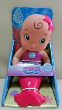 Just Play Wee Water babies mermaid doll Hard to find