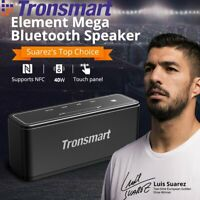 40W Tronsmart Element Mega bluetooth Speaker NFC Touch Panel 3D Bass