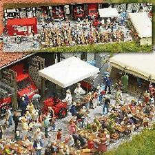BUSCH HO SCALE 1/87 FIRE DEPARTMENT FESTIVAL | BN | 1078