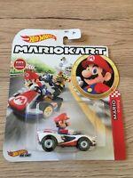 HOT WHEELS Mario Kart Mario P-Wing