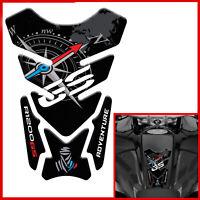 paraserbatoio adesivo per moto bmw r 1200 gs protezione serbatoio 3d resinato