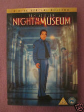 NIGHT AT THE MUSEUM DVD - [2 DISC SPECIAL EDITION] - BEN STILLER - NEW