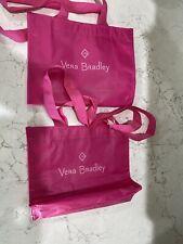 Vera Bradley Pink Mini Tote Bags