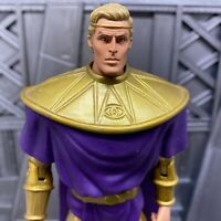 "DC Comics Mattel Watchmen Club Black Freighter Ozymandias 6"" Inch Action Figure"