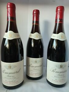 Vin rouge Pommard Platières Premier Cru 1997