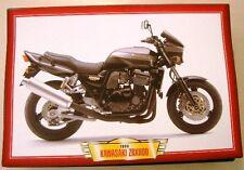 KAWASAKI ZRX1100 ZRX 1100  VINTAGE CLASSIC MOTORCYCLE BIKE 1990'S  PICTURE 1999