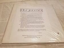 The POSIES Blue Colored Vinyl Record LP - 1988 - PL 2323 - Auer / Stringfellow