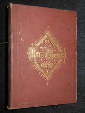 Kay Spen (Henry Selous) Our White Violet - 1869-1st - Victorian Children's Book