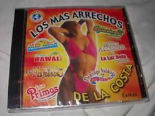 Las Mejores Cumbias: Los Mas Arrechos de la Costa Vol. 1 CD NEW Mexico Latin