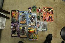 Mcfarlane toys lot and other toys spawn wetworks youngblood