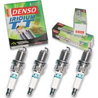 4 pc Denso Iridium TT Spark Plugs for Dodge Avenger 2.4L L4 2008-2014 Tune sg